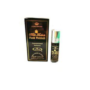 EAU DE PARFUM Musc Parfum Al Rehab Musk Makkah 6ml 100% Huile