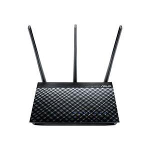 MODEM - ROUTEUR ASUS DSL-AC750 Routeur sans fil modem ADSL GigE po