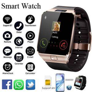 MONTRE BAGUE Montre intelligente Bluetooth  DZ09 Smartwatch