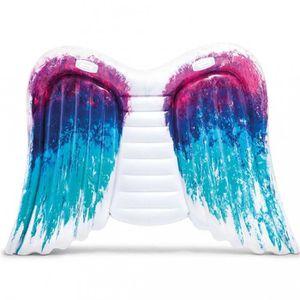 BOUÉE - BRASSARD P178 Intex Bouee gonflable Angel Wings Mat 58786EU