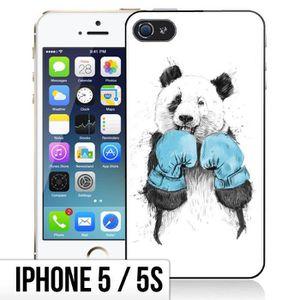 Coque iphone 5s panda