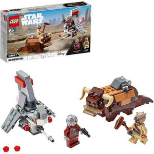 ASSEMBLAGE CONSTRUCTION Jeux de construction LEGO Star Wars, Le combat des