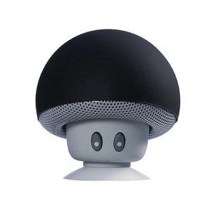 ENCEINTE NOMADE Champignon Mini Enceintes Bluetooth Sans Fil Porta