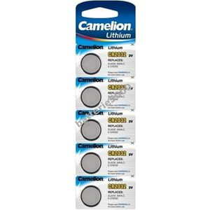 BATTERIE INFORMATIQUE Pile bouton lithium Camelion CR2032 5 pack 3V  ...
