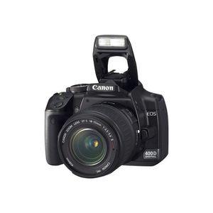 APPAREIL PHOTO RÉFLEX Canon EOS 400D W 18-55mm II  Appareil photo reflex
