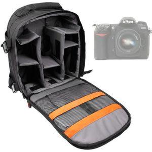 SAC PHOTO Sac à dos ajustable pour Nikon D3200, D300, D3100