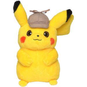 FIGURINE - PERSONNAGE POKEMON - film Détective Pikachu - Peluche 20 cm D