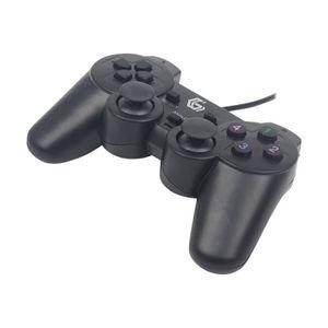 JOYSTICK GEMBIRD JPD-UDV-01 - Gamepad - 10 boutons - filair