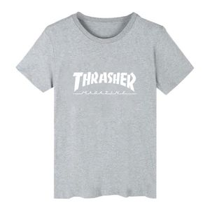 t shirt thrasher achat vente t shirt thrasher pas cher soldes cdiscount. Black Bedroom Furniture Sets. Home Design Ideas