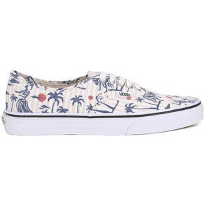 Chaussure vans blanche - Cdiscount
