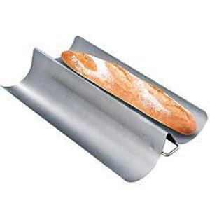 MOULE  Plaque de cuisson 2 baguettes