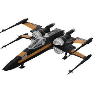 Star Wars The Force Réveille Micro Machines Poe/'s x-wing Fighter