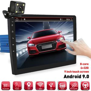 AUTORADIO TEMPSA 9'' 2Din BX-504 Autoradio GPS Android 9.0 P