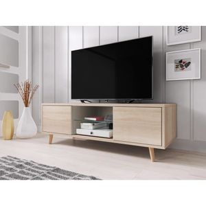 meuble bas tv achat vente meuble bas tv pas cher. Black Bedroom Furniture Sets. Home Design Ideas