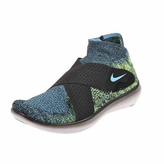 classic styles get online competitive price Nike Men's Mens Free Run Flyknit Running Shoes BAIFX Taille ...