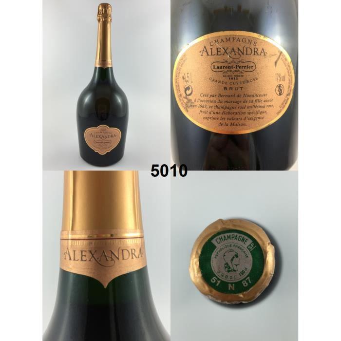 Champagne Laurent Perrier - Cuvée Alexandra - Rosé (Magnum) 2004, Champagne, Rosé