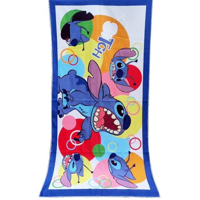 Serviette de bain,Serviette de plage en microfibre 100% Polyester, Lilio et point de couture, serviette de - Type stitch 5-70x140cm
