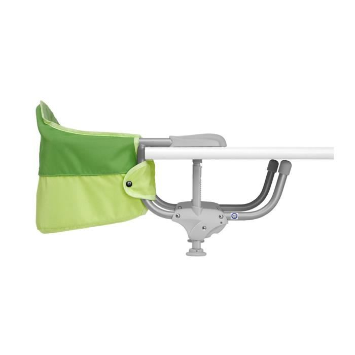 CHICCO Siège de table Easy Lunch Green