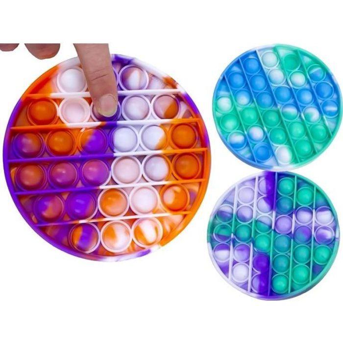 Pop It Push pop Bubble rond coloris 1 modèle aléatoire