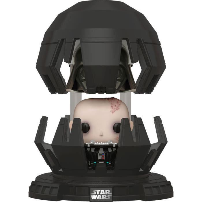 Figurine Funko Pop! Deluxe: Star Wars - Darth Vader in Meditation Chamber