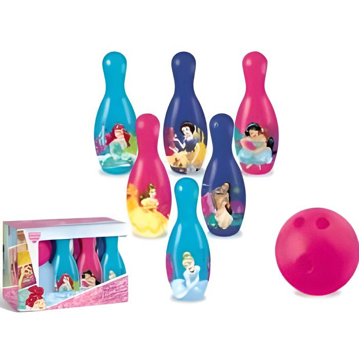 Set de Bowling Princesses Disney - HOMEROKK