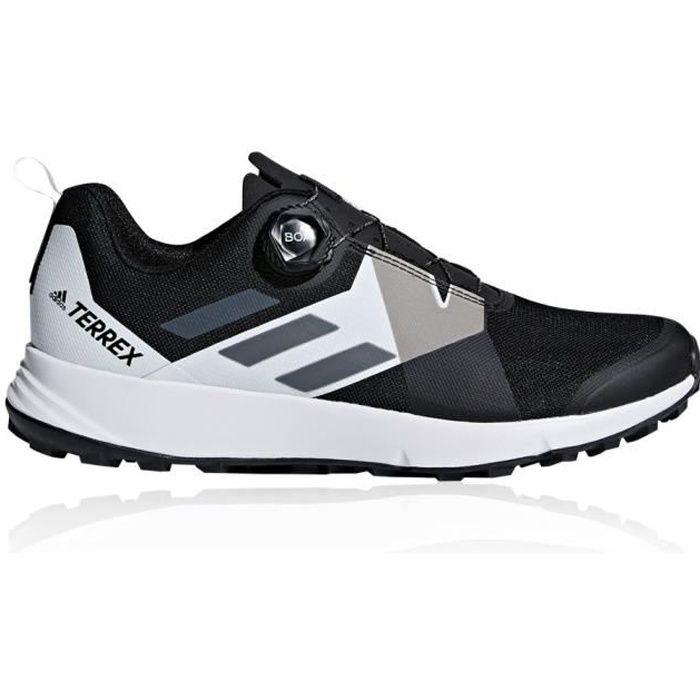 Adidas Hommes Terrex Two Boa Trail Chaussures De Course À Pied Sport