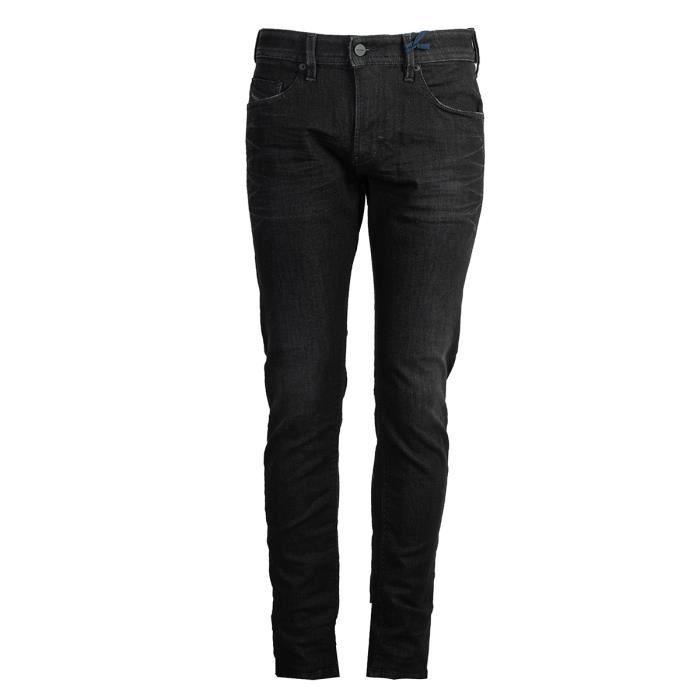 10060101- Diesel - 00SE3D-0077U - Thommer-T Sweat Jeans - Homme - Regular Fit