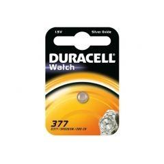 Pile-bouton Duracell type-réf. 377 (1 unité sou…