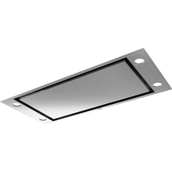 Roblin Comete 1000 Hotte plafond Niche largeur : 96.5 cm profondeur : 41 cm extraction et recirculation (avec kit de…
