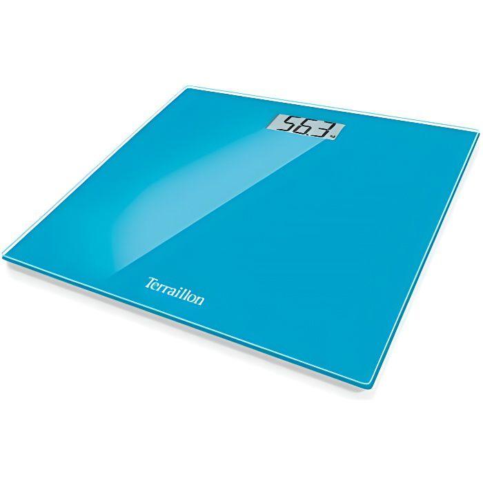 TERRAILLON TX 1500 Pèse-personne - Bleu