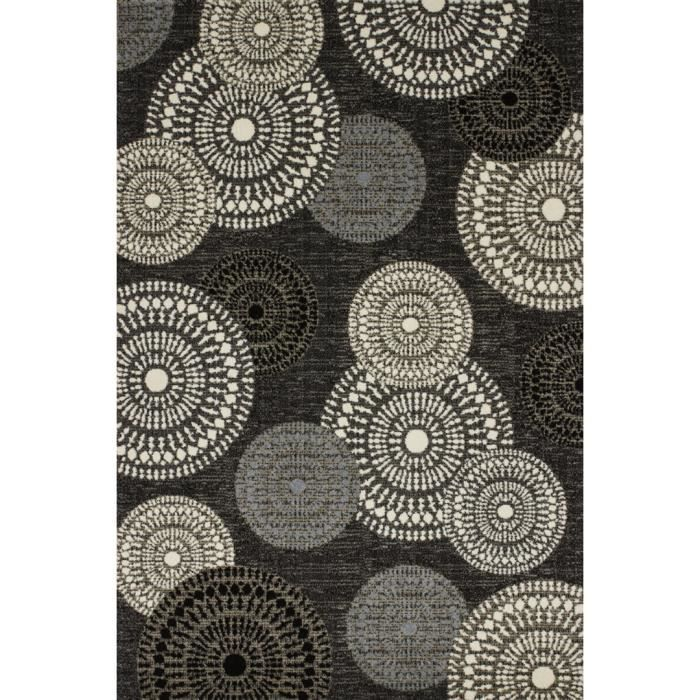 Tapis de salon contemporain marron mountain vi achat Achat tapis salon