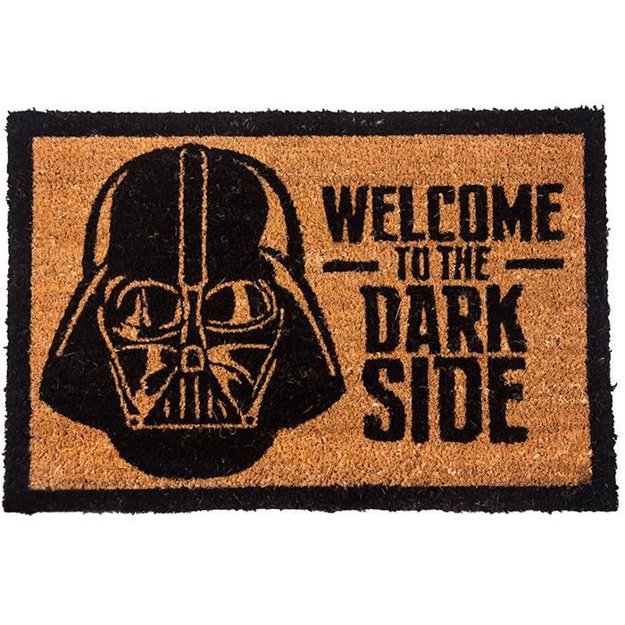 paillasson d 39 entr e original star wars tapis de sol. Black Bedroom Furniture Sets. Home Design Ideas