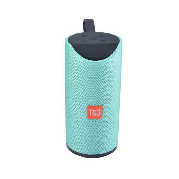 ENCEINTE NOMADE Mini Stéréo Haut-parleurs basse portable Enceinte