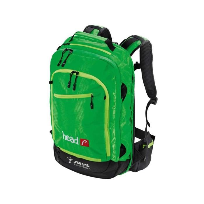 Sac A Dos Freeride Backpack Head Vert Fluo 33l
