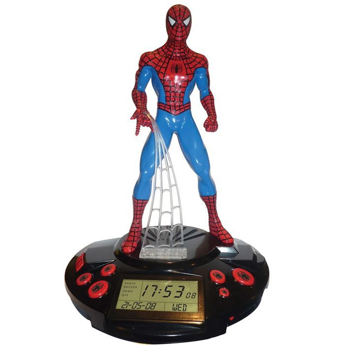radio r veil spiderman achat vente r veil enfant radio r veil spiderman cdiscount. Black Bedroom Furniture Sets. Home Design Ideas
