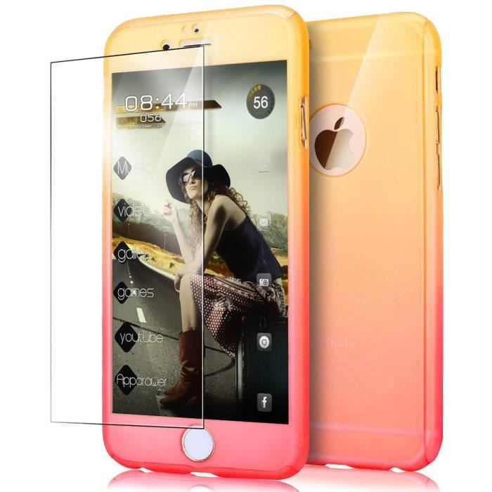 coque iphone 8 protection ecran