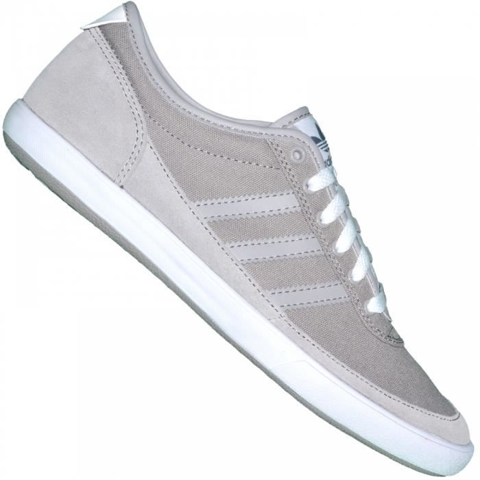 Adidas Originals - Baskets - Court Spin D67748 - Aluminium Gris