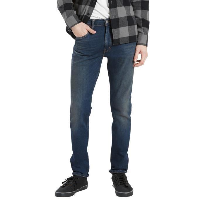 JEANS Levi's Homme 512 Slim Taper Fit Jeans, Bleu