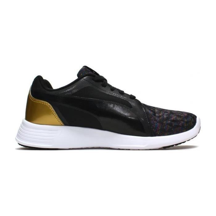 Chaussures Puma ST Trainer Evo Gleam Noir Achat Vente