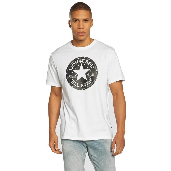 Converse Homme Hauts / T-Shirt Chuck Patch Star Fill