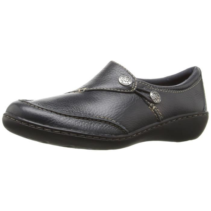 Clarks 1 Women on Taille Ashland 37 2 Lane Q Slip Mocassins Ascrb eWrdCxBo
