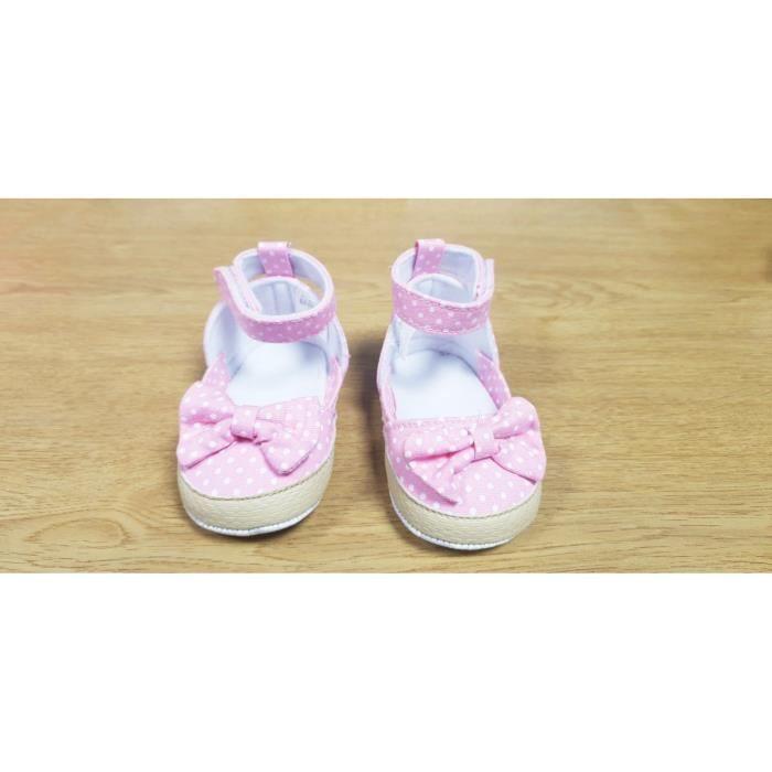 Chaussures Bébé Fille Pré marche (0 6 mois)