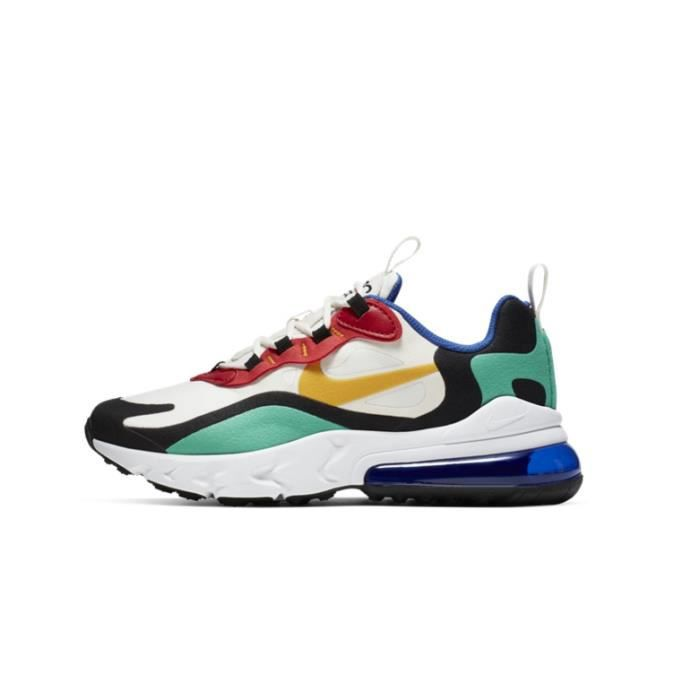 basket nike enfant fille 35 air max 270
