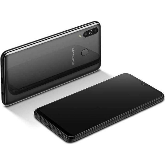 Téléphone portable Samsung Galaxy A40S Dual SIM 64Go Noir (6GB) Smart