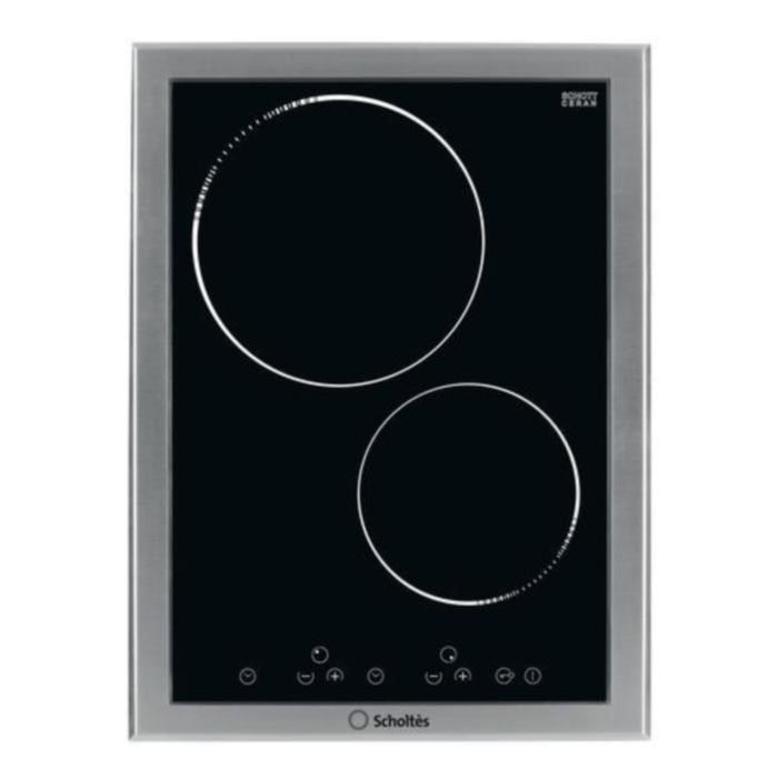 Table de cuisson induction posable 2 foyers table - Table induction 2 foyers encastrable ...