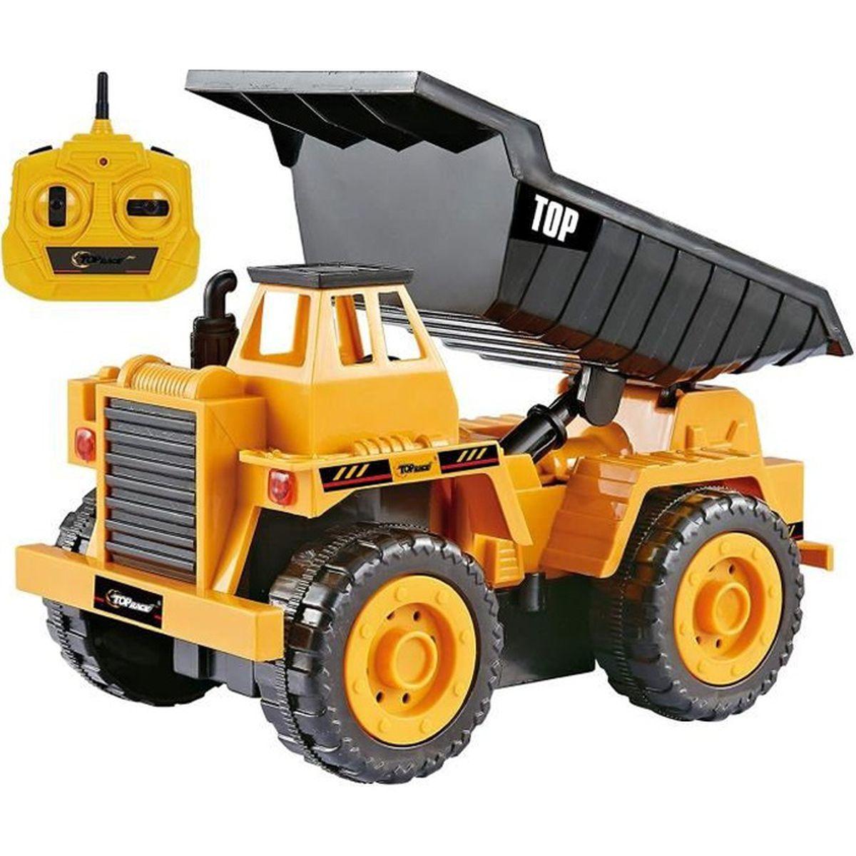 CAMION ENFANT Voiture télécommandée, Camions de Construction de