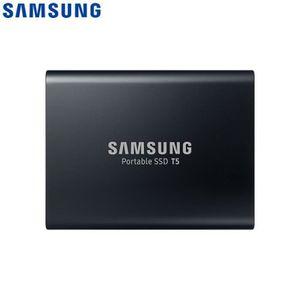 DISQUE DUR EXTERNE SAMSUNG - Disque SSD Externe - T5 - 1To - USB 3.1