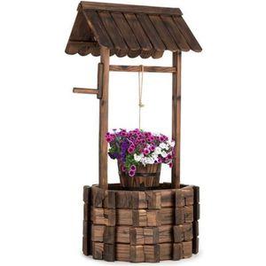 FONTAINE DE JARDIN Blumfeldt Andernach Fontaine de jardin avec seau -