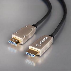 CÂBLE TV - VIDÉO - SON celexon UHD Fibre Optique HDMI 2.0b Câble actif 30