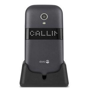 Téléphone portable Téléphone Portable Doro 6050 Graphite/Blanc